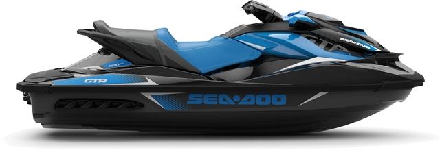 2018 Sea-Doo GTR 230 at Lynnwood Motoplex, Lynnwood, WA 98037