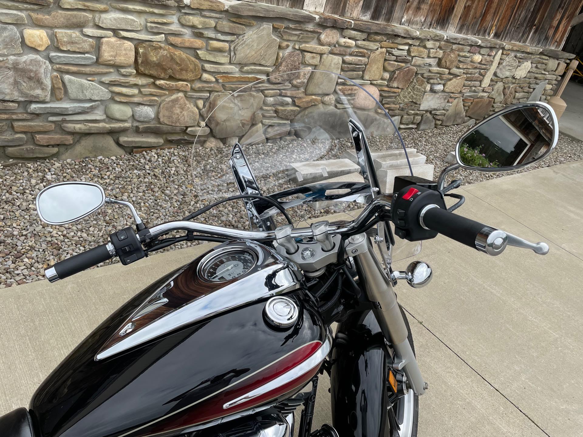 2014 Yamaha V Star 950 Tourer at Arkport Cycles