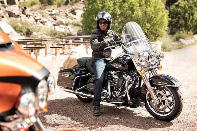 2019 Harley-Davidson Road King Base at Zips 45th Parallel Harley-Davidson