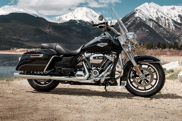 2019 Harley-Davidson Road King Base at Zips 45th Parallel Harley-Davidson