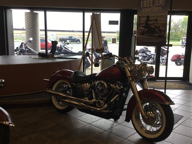 2019 Harley-Davidson Softail Deluxe at Bud's Harley-Davidson, Evansville, IN 47715