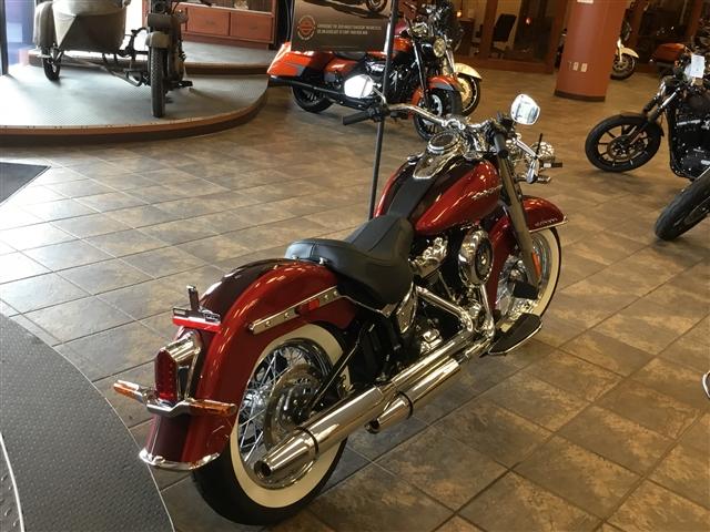 2019 Harley-Davidson Softail Deluxe at Bud's Harley-Davidson Redesign