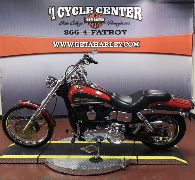 2006 Harley-Davidson Dyna Glide Wide Glide at #1 Cycle Center Harley-Davidson