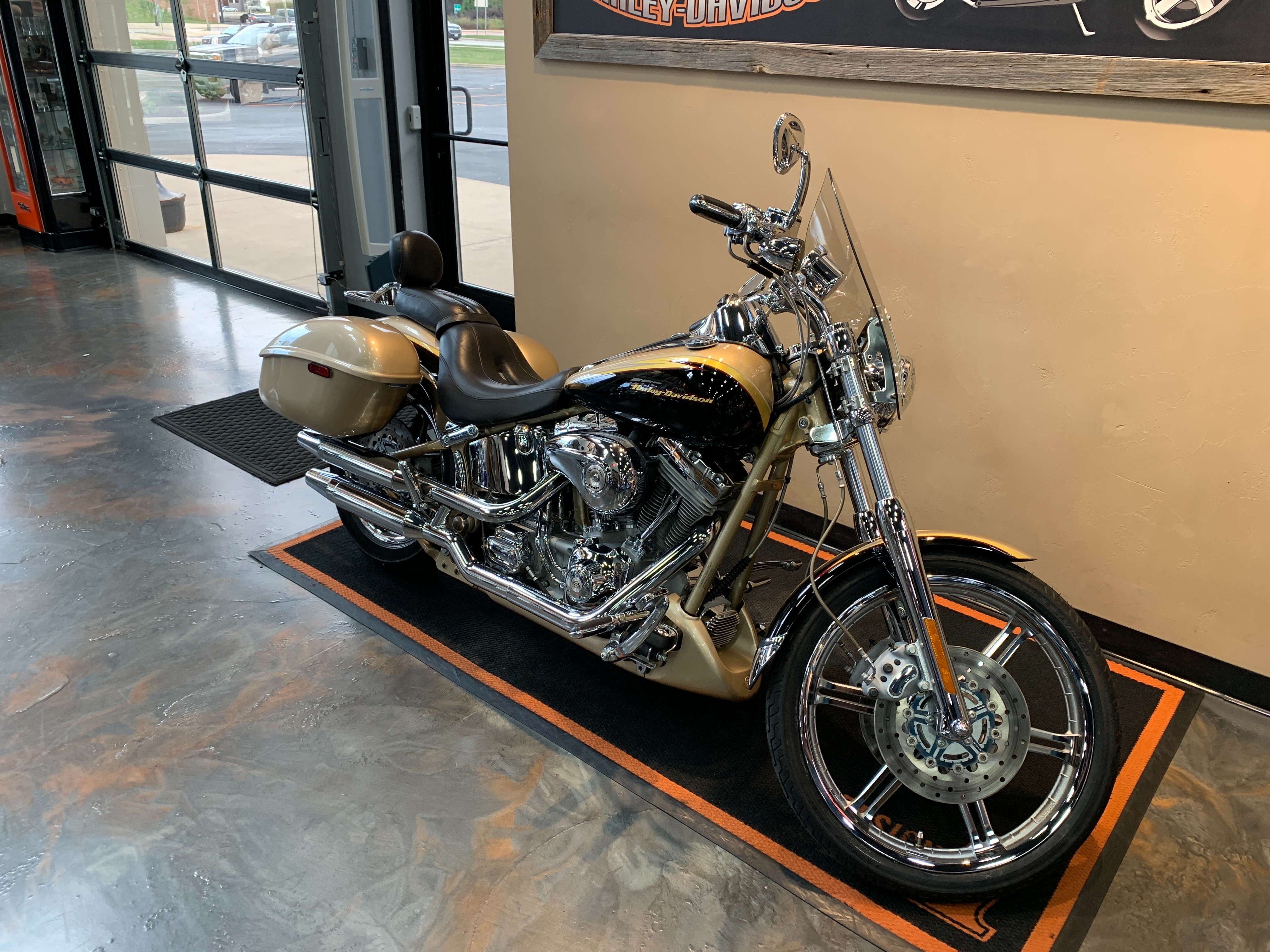 2003 Harley-Davidson FXSTDSE at Vandervest Harley-Davidson, Green Bay, WI 54303