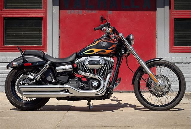 2016 Harley-Davidson Dyna Wide Glide at High Plains Harley-Davidson, Clovis, NM 88101