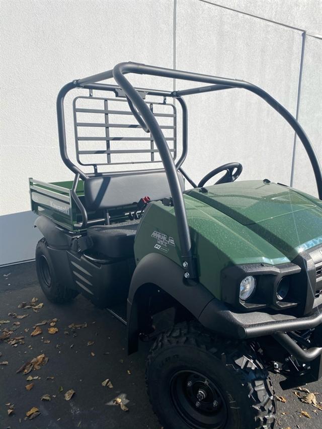 2021 Kawasaki Mule SX FI 4x4 at Youngblood RV & Powersports Springfield Missouri - Ozark MO
