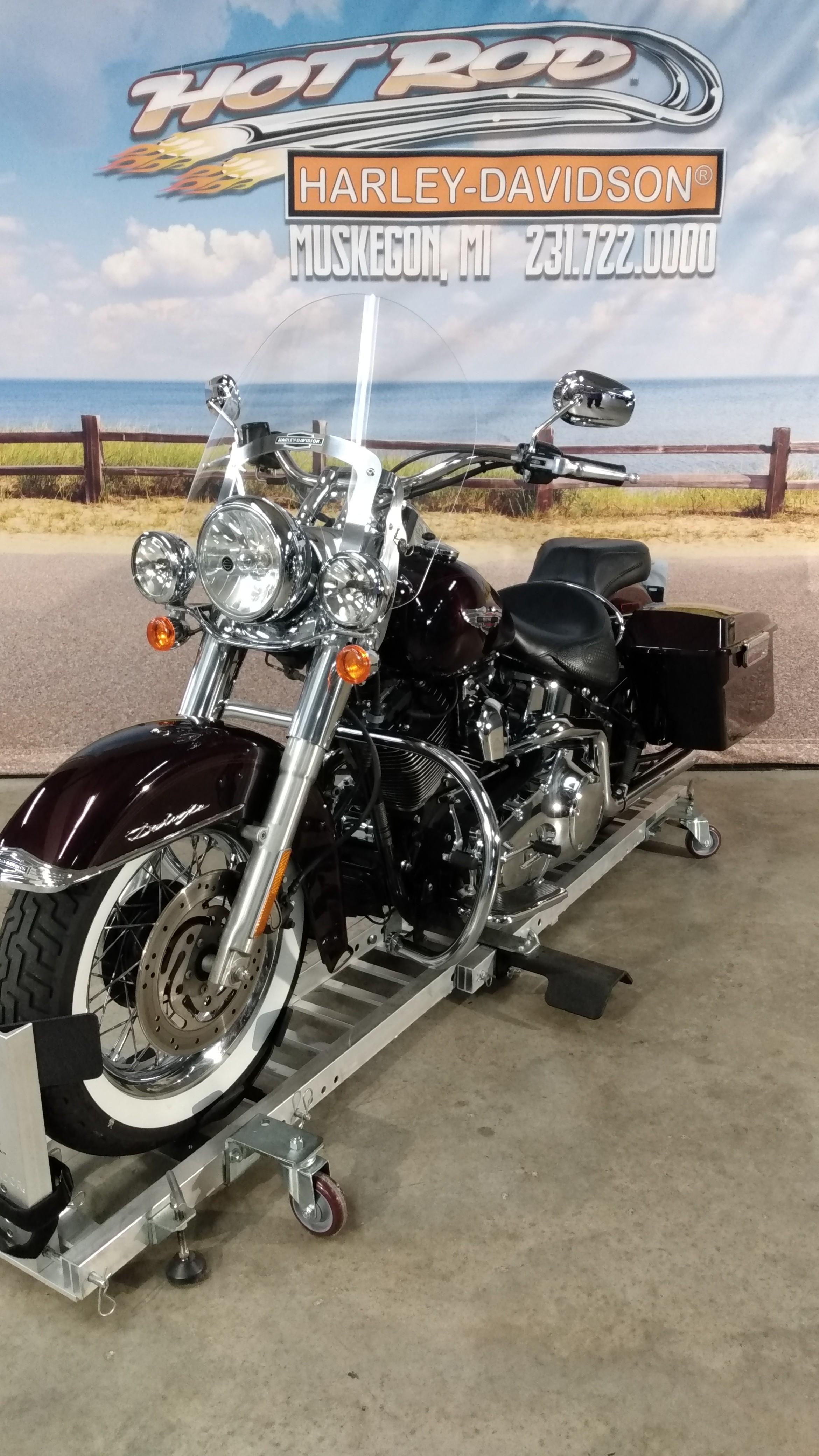 2005 Harley-Davidson Softail Deluxe at Hot Rod Harley-Davidson