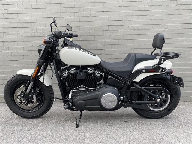 2018 Harley-Davidson Softail Fat Bob 114 at cannonball harley-davidson