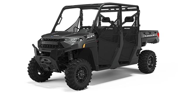 2022 Polaris Ranger Crew XP 1000 Premium at Shawnee Honda Polaris Kawasaki