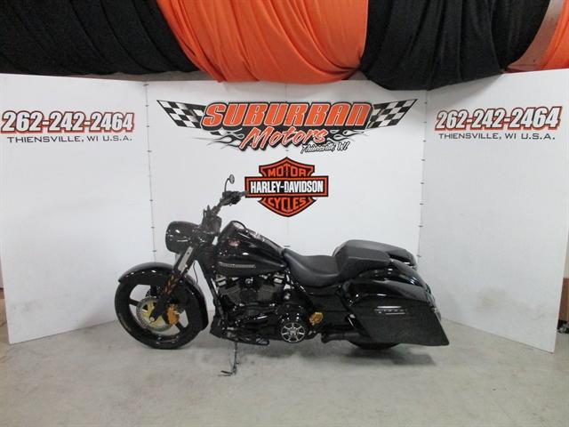 2017 Harley-Davidson Road King Special at Suburban Motors Harley-Davidson