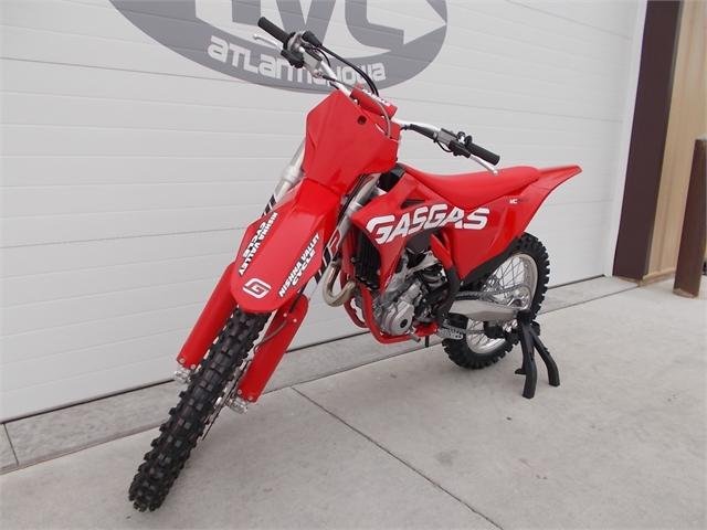 2022 GASGAS MC 250F at Nishna Valley Cycle, Atlantic, IA 50022