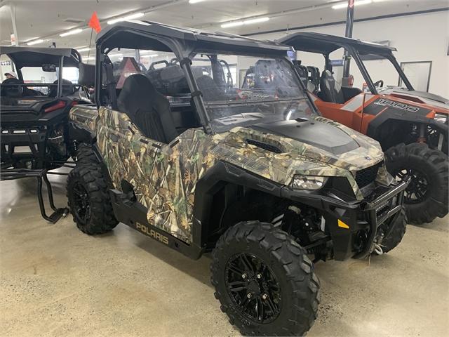 2018 Polaris GENERAL 1000 EPS Hunter Edition at ATVs and More