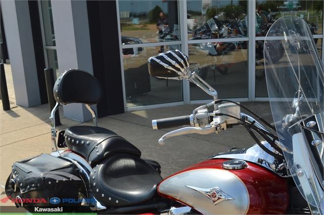 2008 Kawasaki Vulcan 2000 Classic LT at Shawnee Honda Polaris Kawasaki