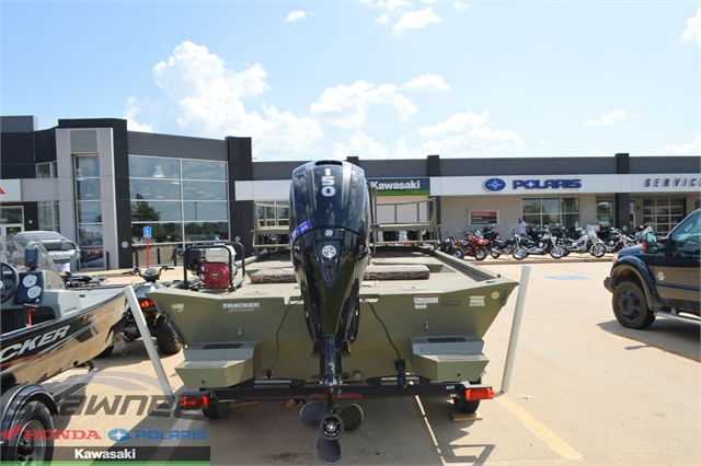 2018 Tracker Boats GRIZZLY 2072 SPM at Shawnee Honda Polaris Kawasaki
