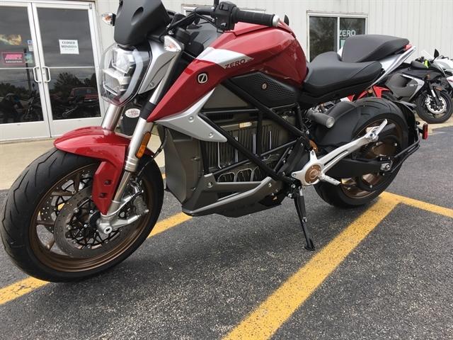 2020 Zero SR/F Standard at Randy's Cycle, Marengo, IL 60152
