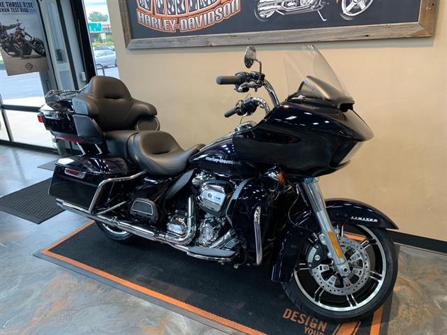 2020 Harley-Davidson Touring Road Glide Limited at Vandervest Harley-Davidson, Green Bay, WI 54303