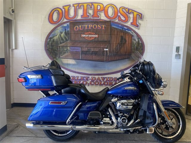 2017 Harley-Davidson Electra Glide Ultra Classic at Outpost Harley-Davidson