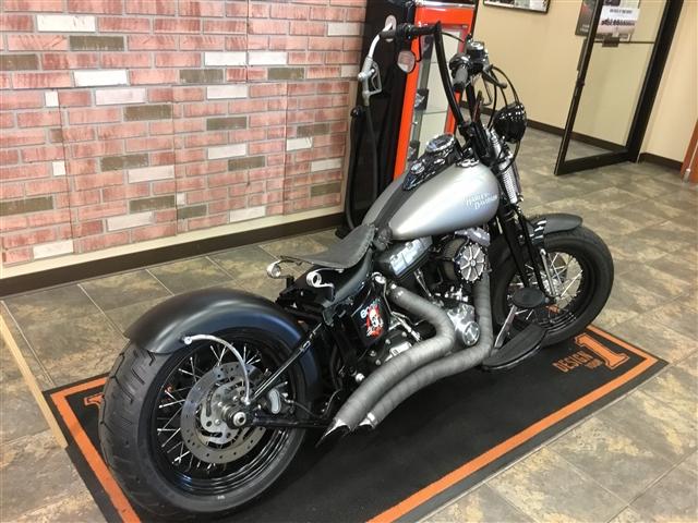 2009 Harley-Davidson Softail Cross Bones at Bud's Harley-Davidson, Evansville, IN 47715