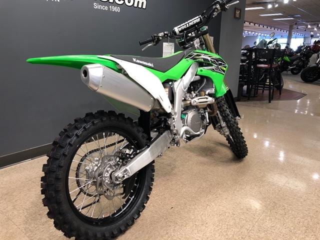 2019 Kawasaki KX 450 at Sloans Motorcycle ATV, Murfreesboro, TN, 37129