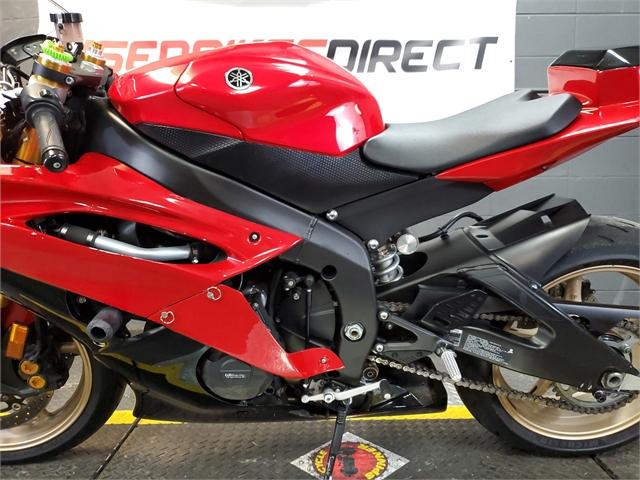 2014 Yamaha YZF R6 at Used Bikes Direct