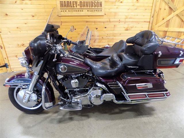 1997 Harley-Davidson FLHTCUI - Electra Glide Ultra Classic Injection at St. Croix Harley-Davidson