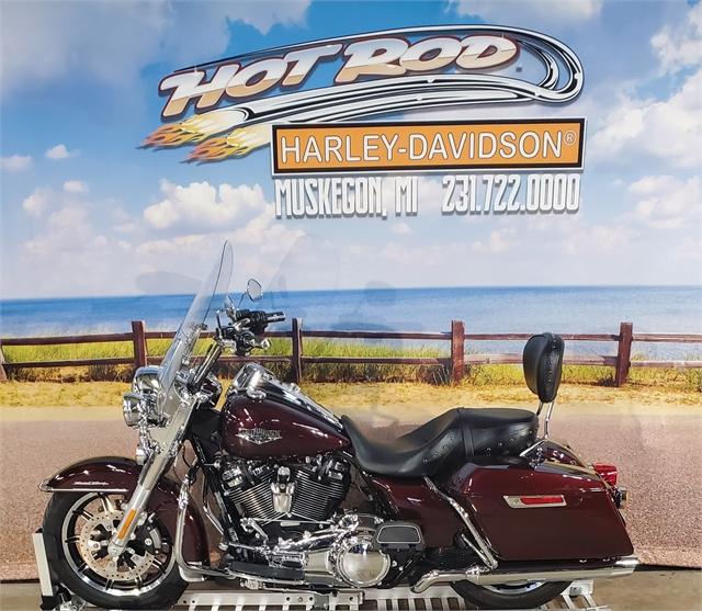 2018 Harley-Davidson Road King Base at Hot Rod Harley-Davidson