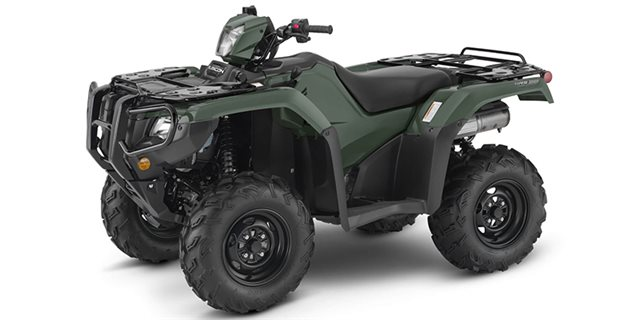 2021 Honda FourTrax Foreman Rubicon 4x4 Automatic DCT at Interstate Honda