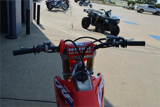 2022 Honda CRF 450R at Shawnee Honda Polaris Kawasaki