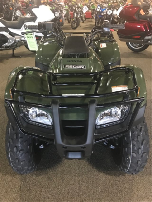 2019 Honda FourTrax Recon Base at Dale's Fun Center, Victoria, TX 77904