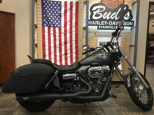 2016 Harley-Davidson Dyna Wide Glide at Bud's Harley-Davidson