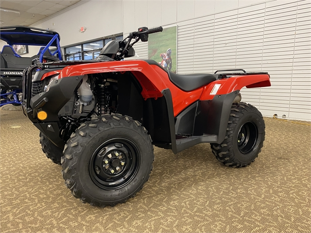 2021 Honda FourTrax Rancher 4X4 Automatic DCT EPS at Columbia Powersports Supercenter