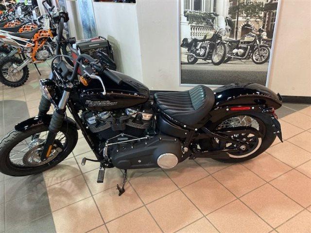 2019 Harley-Davidson FXBB - Softail Street Bob at Midland Powersports