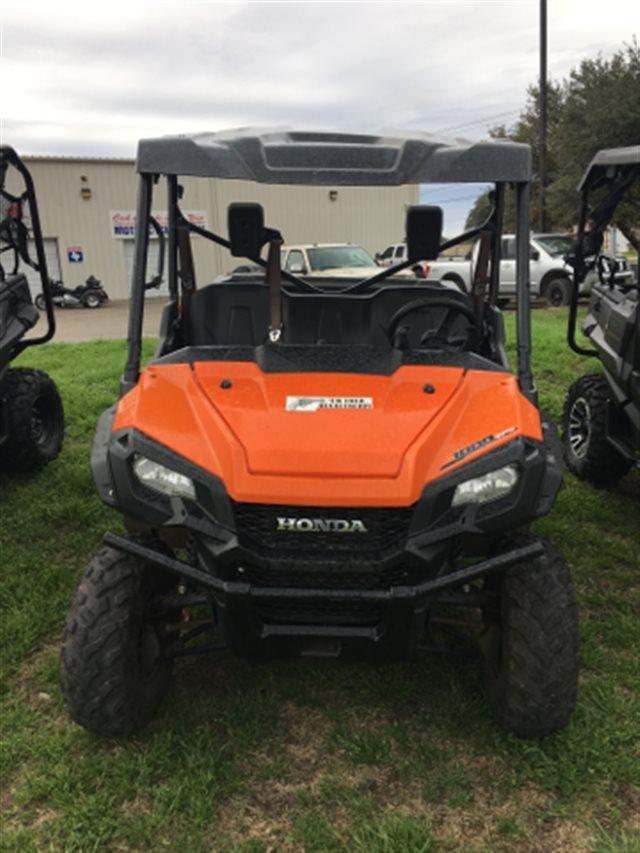 2016 Honda Pioneer 1000 EPS at Kent Motorsports, New Braunfels, TX 78130