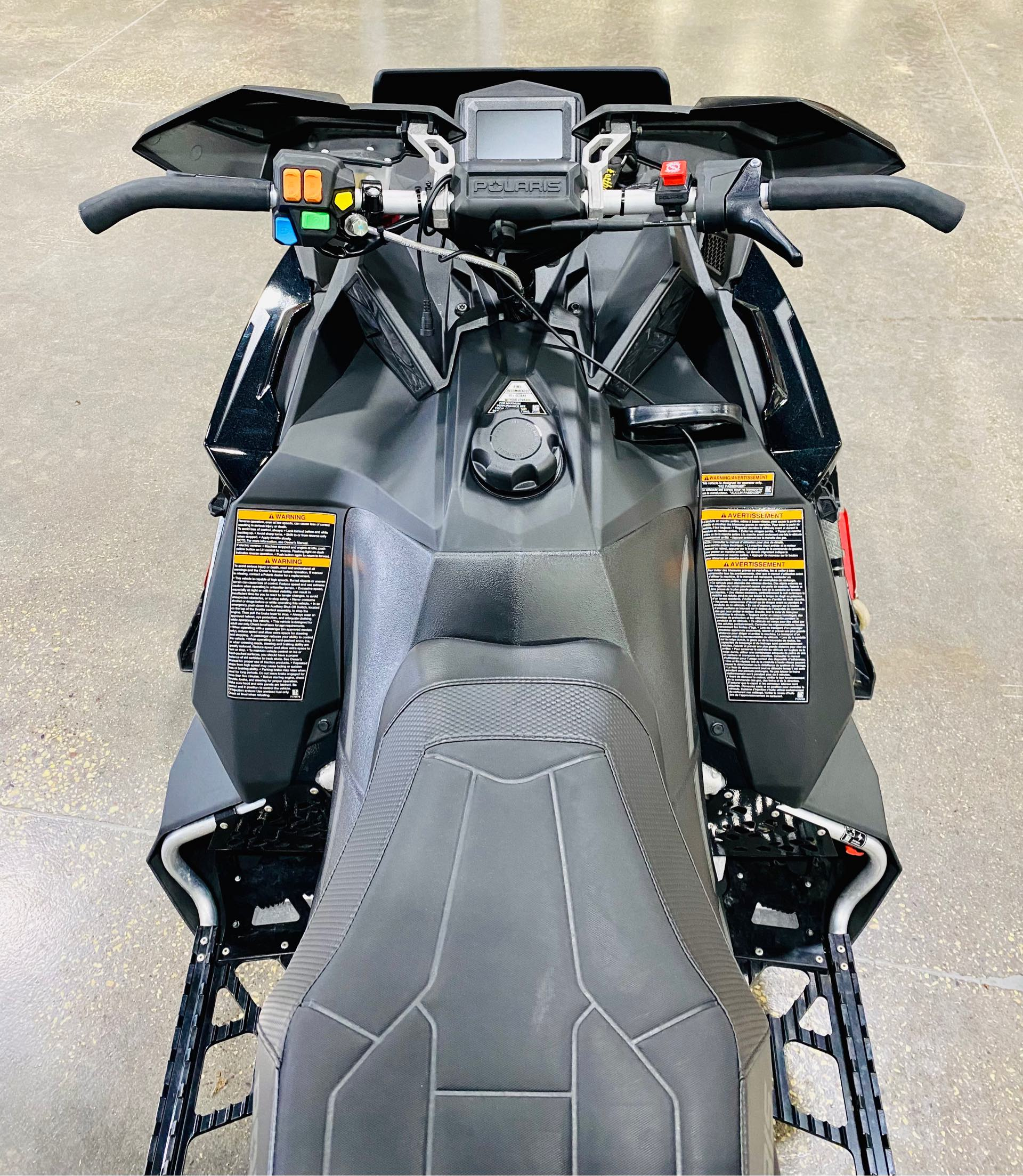 2020 Polaris INDY XC 137 800 at Rod's Ride On Powersports