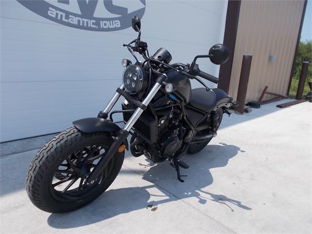 2021 Honda Rebel 500 Base at Nishna Valley Cycle, Atlantic, IA 50022