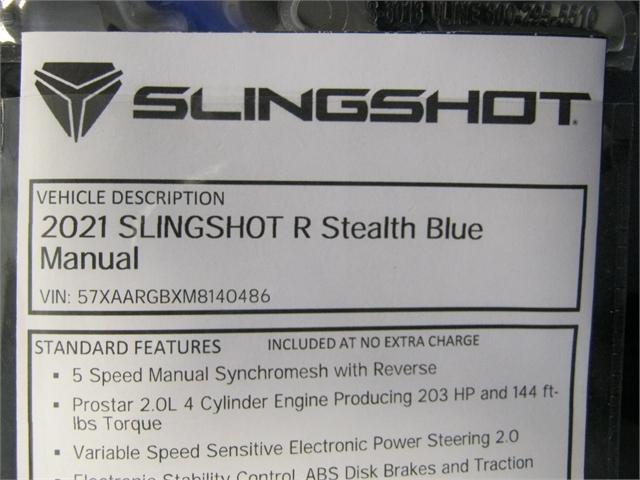2021 SLINGSHOT Slingshot R at Brenny's Motorcycle Clinic, Bettendorf, IA 52722