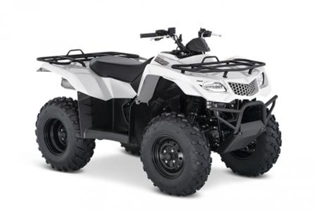 2019 Suzuki KingQuad 400 ASi+ at Pete's Cycle Co., Severna Park, MD 21146