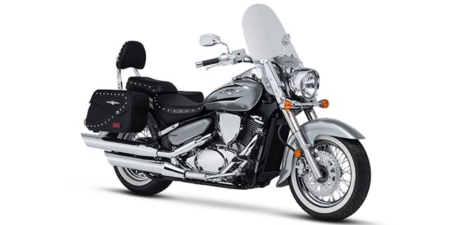 2020 Suzuki Boulevard C50T at Extreme Powersports Inc