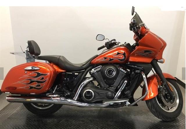 2014 Kawasaki VULCAN 1700 VAQUERO SPECIAL EDITION (ABS) at Genthe Honda Powersports, Southgate, MI 48195
