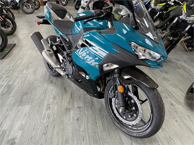 2021 Kawasaki Ninja 400 Base at Jacksonville Powersports, Jacksonville, FL 32225