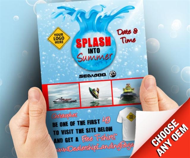Splash Into Summer  at PSM Marketing - Peachtree City, GA 30269