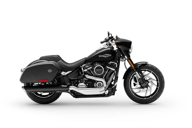 2020 Harley-Davidson Softail Sport Glide at M & S Harley-Davidson