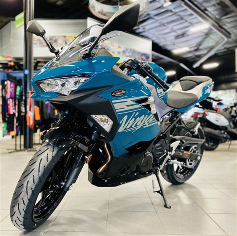 2021 Kawasaki Ninja 400 ABS at Rod's Ride On Powersports