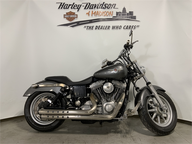 2002 Harley-Davidson FXD DYNA at Harley-Davidson of Madison