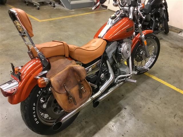 1985 HARLEY-DAVIDSON FXRC at Bud's Harley-Davidson, Evansville, IN 47715