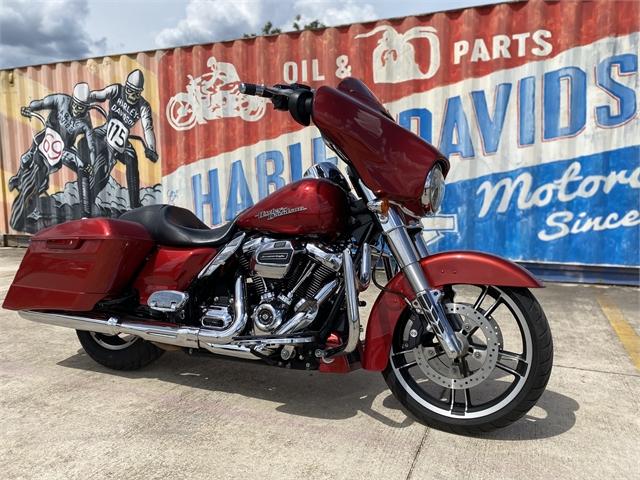 2018 Harley-Davidson Street Glide Base at Gruene Harley-Davidson