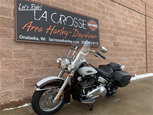 2021 Harley-Davidson Touring FLHC Heritage Classic at La Crosse Area Harley-Davidson, Onalaska, WI 54650
