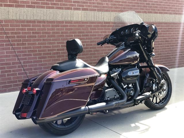2018 Harley-Davidson Street Glide Special at Harley-Davidson of Macon