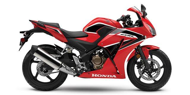 2017 Honda CBR300R Base at Wild West Motoplex