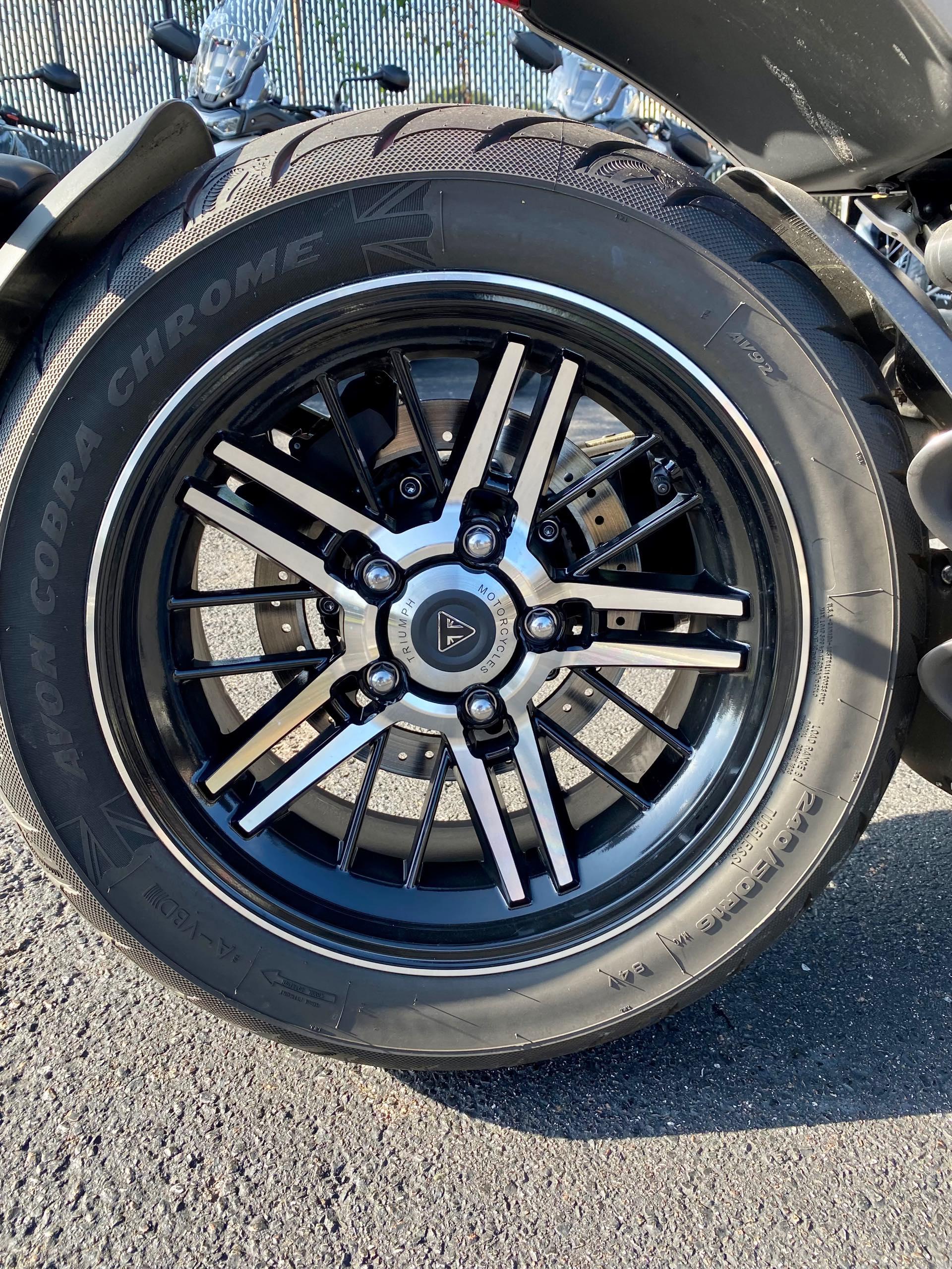 2020 Triumph Rocket 3 GT at Tampa Triumph, Tampa, FL 33614